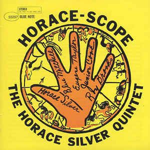 The Horace Silver Quintet - Horace-Scope: buy CD, Album, Copy Prot., RE, RM at Discogs
