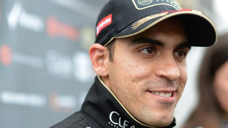 The First Time - with Lotus's Pastor Maldonado