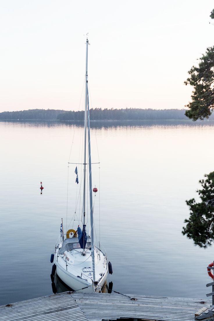 Sailing / Gulf of Finland / Summer nights nooraandnoora.com