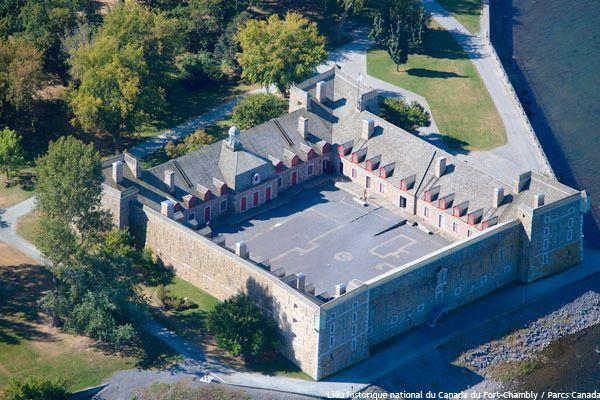 Lieu historique national du Fort-Chambly