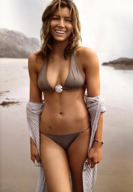 Sexy Fotos von Jessica Biel