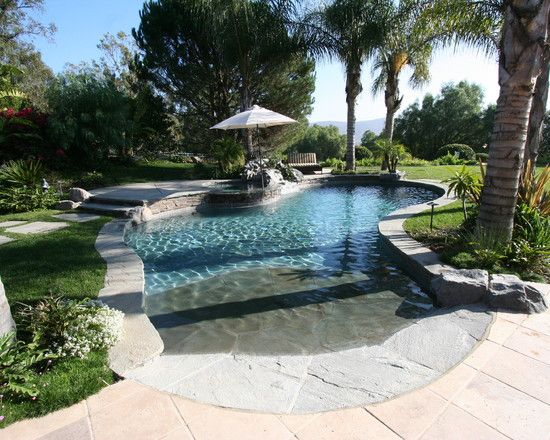 Walk In Swimming Pool Designs pool design and contruction Get In My Backyard 10 Amazing Pools