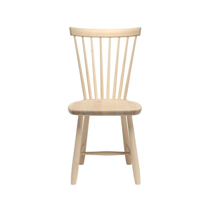 Lilla Åland stol - Lilla Åland stol - björk naturell olja