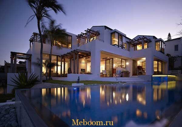 Дизайн резиденции на берегу океана в Австралии « Мебель для Вашего дома