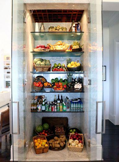 yolanda foster fridge How To Copy Beverly Hills Housewife Yolanda Fosters Fantasy Fridge