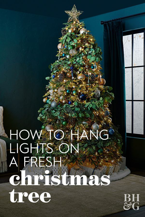 Everything You Need To Know About Perfectly Lighting Your Christmas Tree In 2020 Diy Christmas Tree Ornaments Christmas Tree Xmas Decorations Diy
