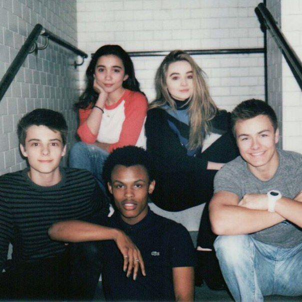 Girl Meets World Cast