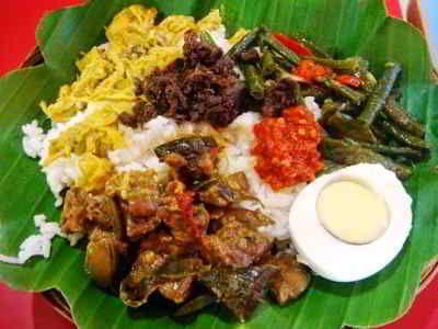 Nasi Bogana - Berikut ini ada aneka cara membuat video resep nasi bogana ncc asli sajian sedap tegal khas betawi cirebon bali yang paling enak lengkap serta komplit.
