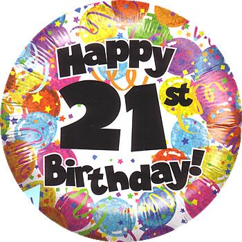 Picnic Party: 21st Birthday