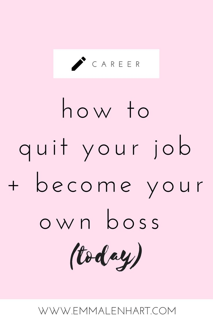 Thinking about quitting your job? Unsatisified with your career, but don't know where to go? Learn how to quit your job, become your own boss and work from home with the world of freelancing!