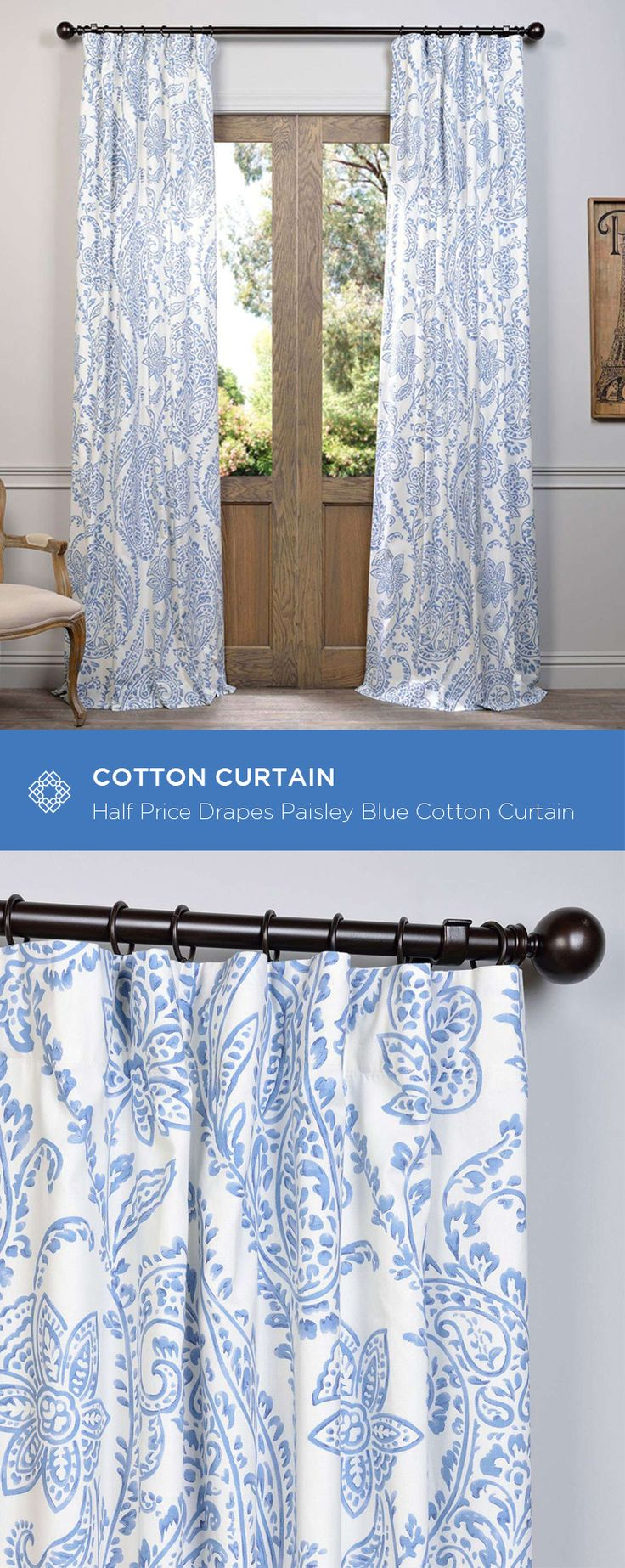 Best 25 Paisley Curtains Ideas That You Will Like On Pinterest Teal Bedroom Curtains