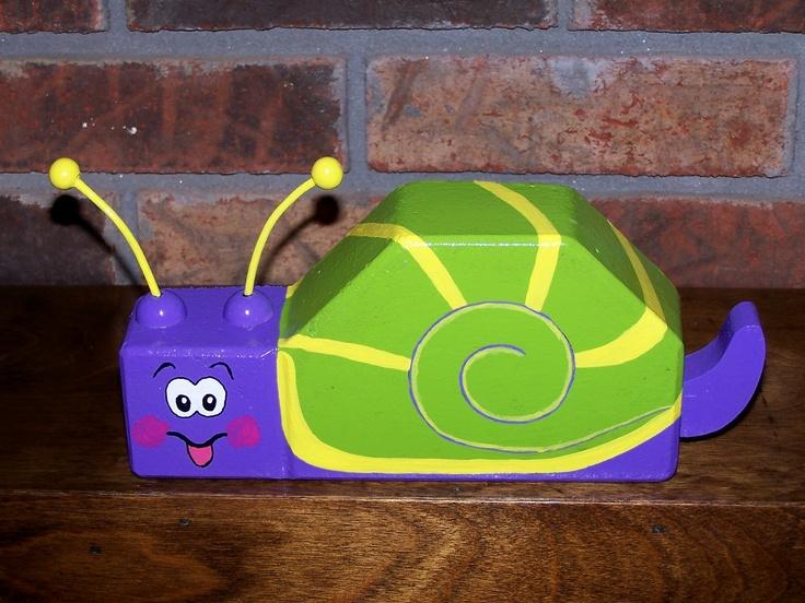 Snail · Garden PaversGarden StonesPainting ...