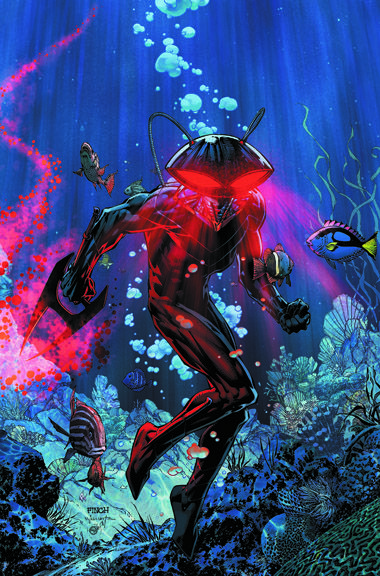 Black Manta (New Earth)/Gallery - DC Comics