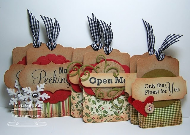 Gorgeous Gift Tags!