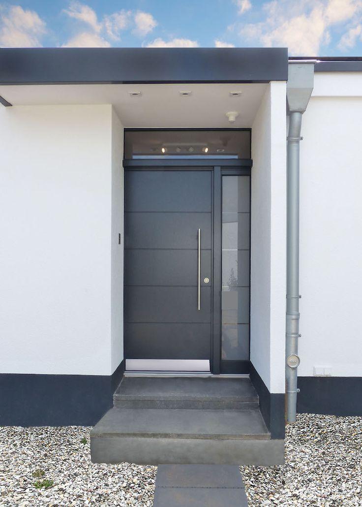 Die Besten 25+ Hausfassade Grau Ideen Auf Pinterest   Fassadenfarbe Grau,  Weiße Fassade Häuser Und Graue Fassade Good Looking