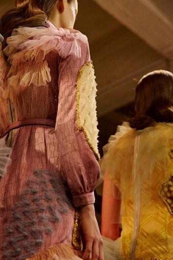 Viktor & Rolf SS17 Couture Paris Dazed