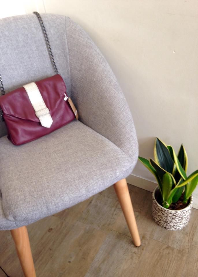 Jude by Léa Toni in - Bordeaux - Made in Italy