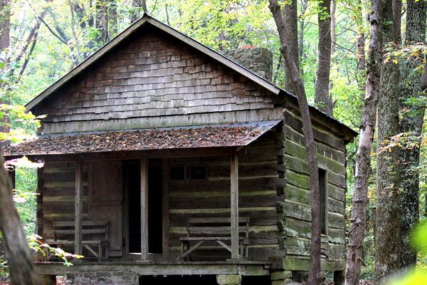17 Best Images About Old Mountain Cabins On Pinterest