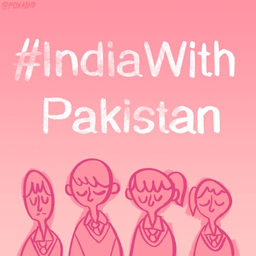 #IndiaWithPakistan: Indians Show Solidarity With Their Grieving Neighbors After Peshawar Attack