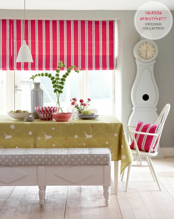 A Colourful Swedish Fabric Collection - Bright.Bazaar