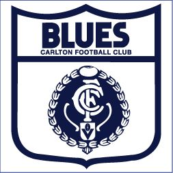 Old School Carlton Logo