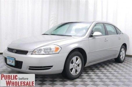 Cars-For-Sale-Minneapolis | 2007 Chevrolet Impala LT | minneapoliscarsforsale.com