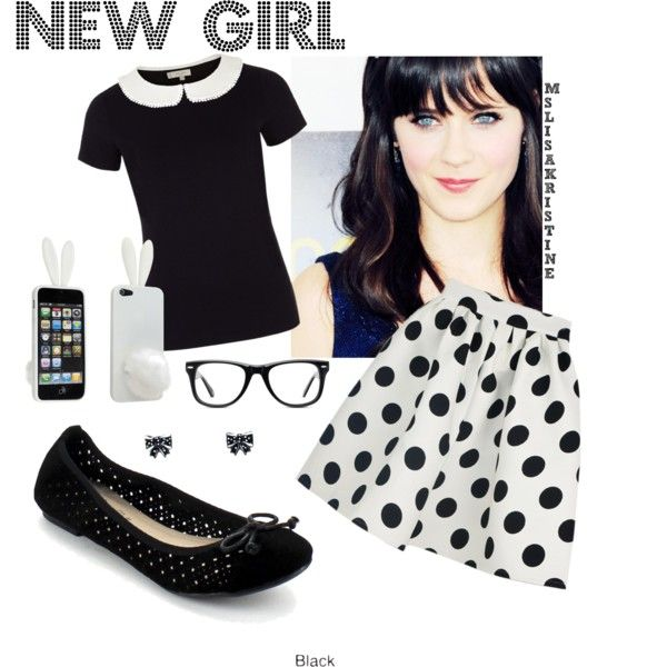 New Girl Jessica Day Inspired outfit