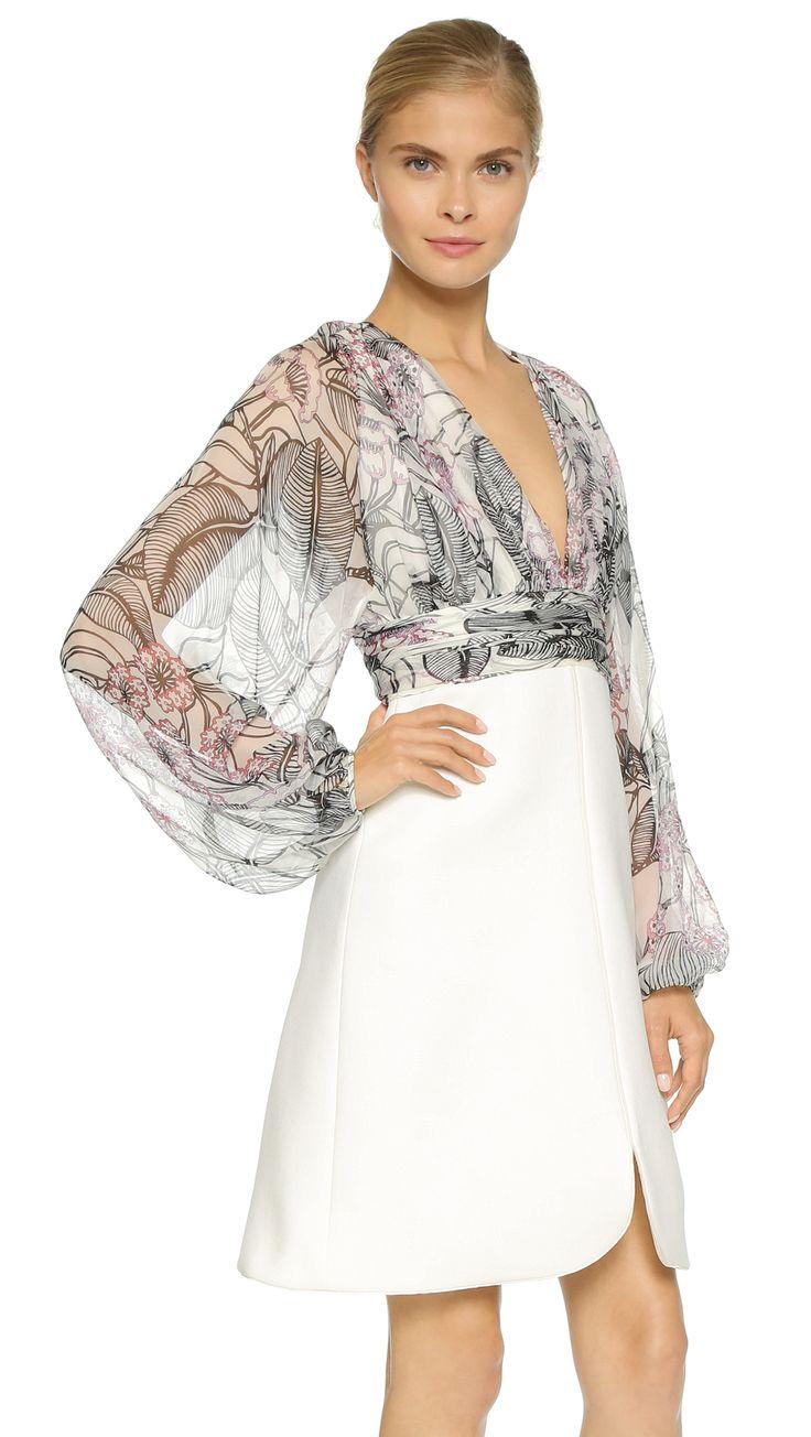 Купить Платье GIAMBATTISTA VALLI (Джамбаттиста Валли по цене 153451.00 руб в интернет магазине с доставкой. GIAMBATTISTA VALLI модные коллекции SS FW 2014 2015 на BrandPad.ru!