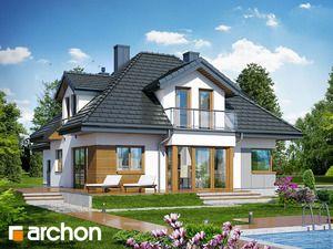 Archon+ Projekty domów - Dom w czarnuszce 2 (G2) ver.2 - widok 2