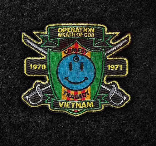 Operation Wrath of god: Watchmen Vietnam