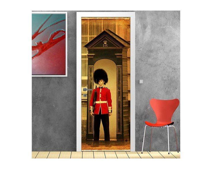 English guard, αυτοκόλλητο πόρτας , δείτε το!