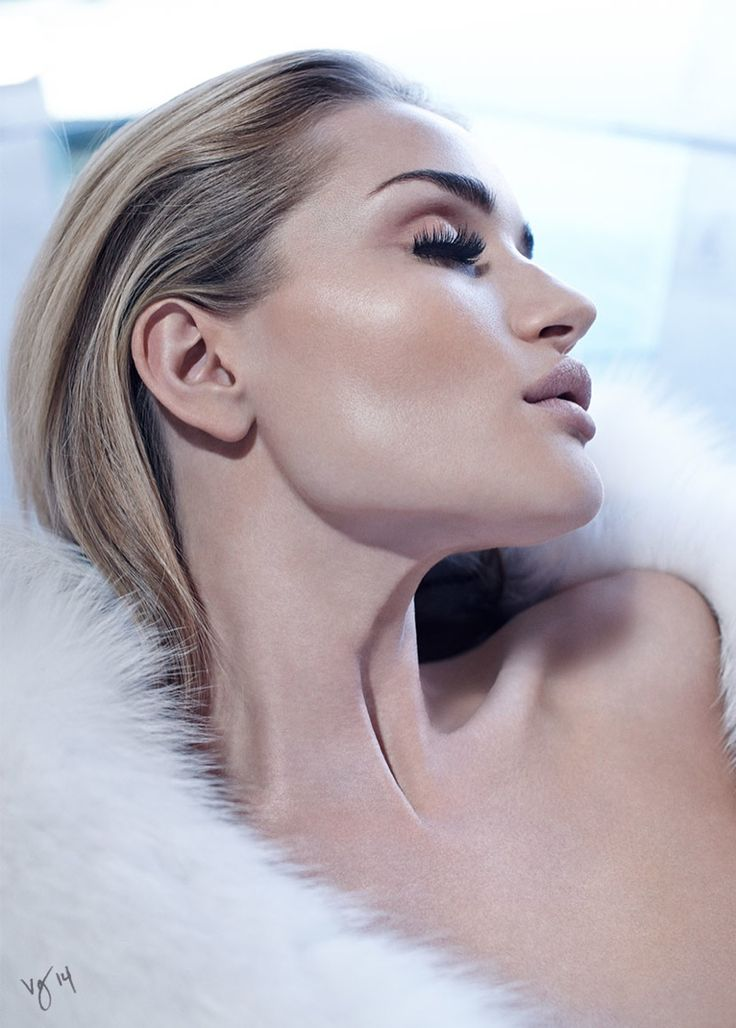 Rosie Huntington Whiteley - Violet Grey Magazine 2014 Emma Summerton www.emmasummerton.com via violetgrey.com  for #motion #light
