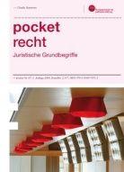 Pocket Recht - Juristische Grundbegriffe