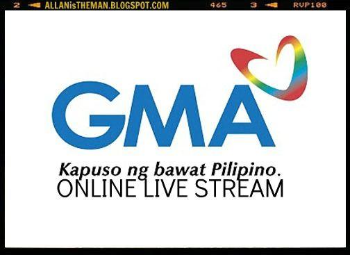 LIVE STREAMING: GMA-7 Kapuso Online TV   http://www.allanistheman.com/2012/05/live-streaming-gma-7-kapuso-online-tv.html