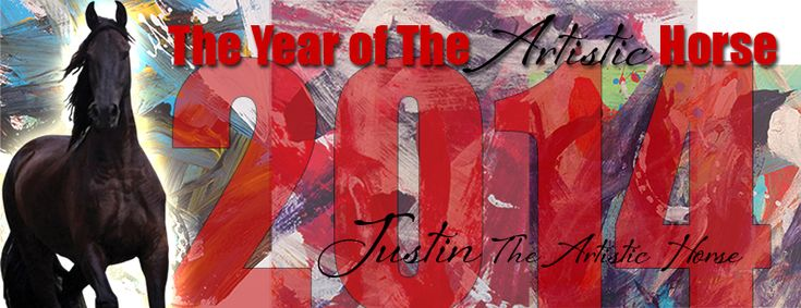 The Year of the Artistic Horse