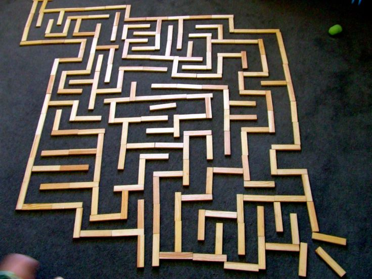 Labyrinthe | Paris Bourke