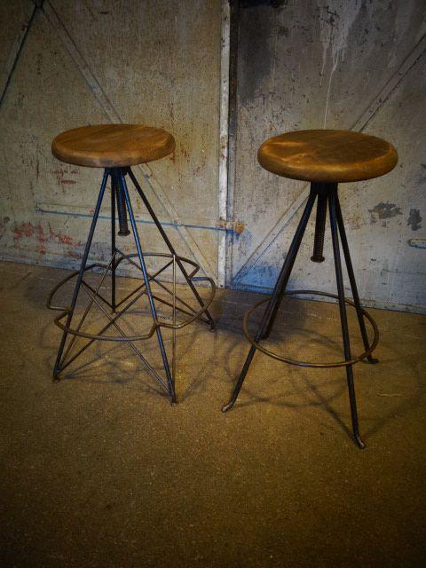Meer dan 1000 idee n over vintage industrieel meubilair op pinterest vintage industri le - Vintage keukenmeubilair ...