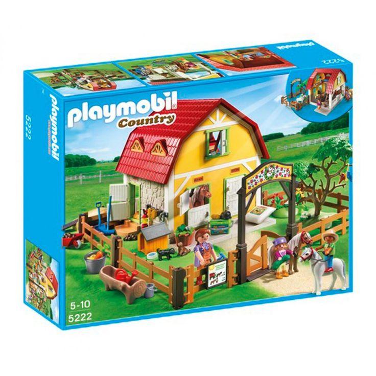 Playmobil Φάρμα με πόνυ 5222