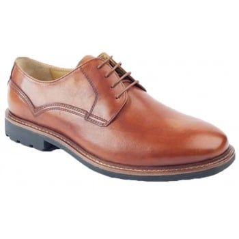 Offering the pinnacle of both comfort and style, the Steptronic Lake men's casuals are the perfect choice for the man about town. In supple calf leather, these classic  plain fronted Derby shoes will look good with jeans or to the office.  An integrated flex system see the forepart of the shoe able to bend through 180 degrees, so your foot is free to bend and flex naturally, with support but not restriction…