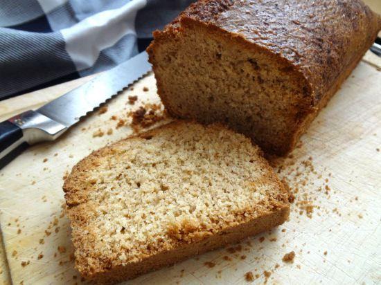 Herfstcake met kruiden - Blij Zonder Suiker