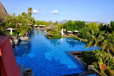 Cau charmant asia gardens hotel thai spa lujo - Hotel asiatico benidorm ...