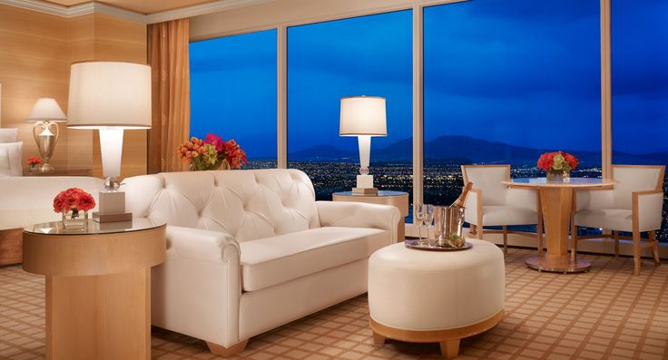 Wynn Executive Suite Living Room