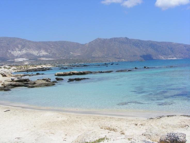 The paradise...Elafonissos beach