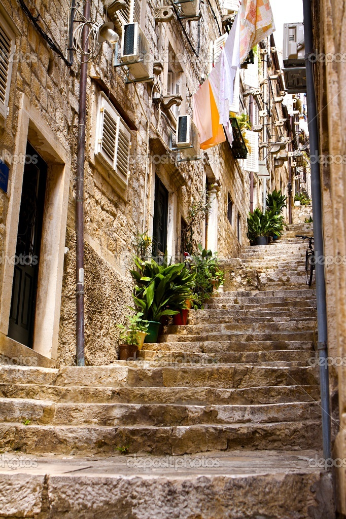 oldtown croatia ways street - photo #49