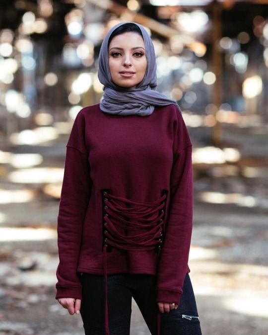 Noor tagouri hijab style dresses