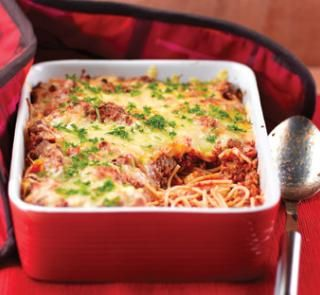 Baked bolognese | Healthy Food Guide