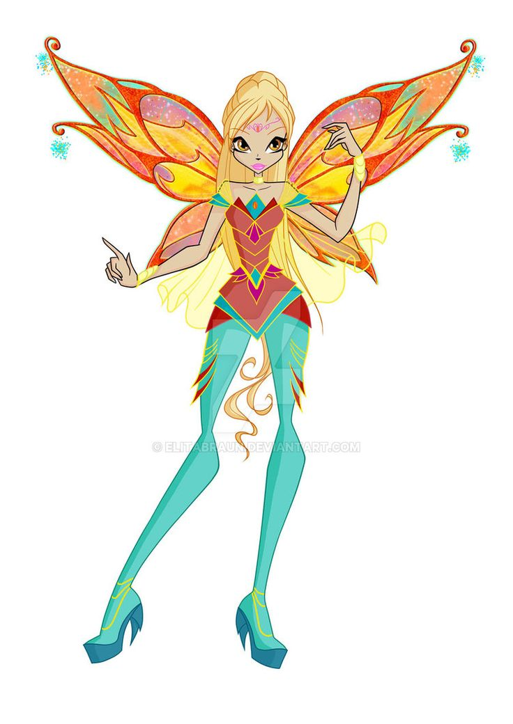 Daphne bloomix by elita braun by elitabraun on deviantart - Winx magic bloomix ...