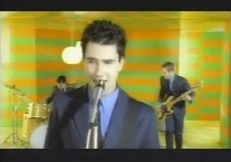 Young Adam Levine! Haha!  #Buzzfeed - 6 Old Music Videos From Before They Were Famous. Yes! Soap Disco!!