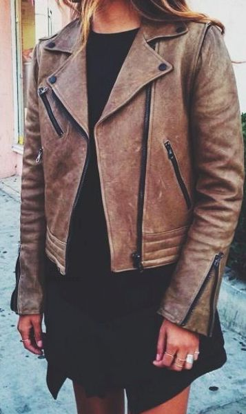 Brown and black actually go well together like in this picture