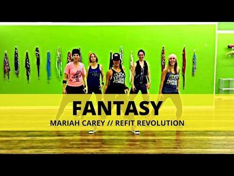 """Fantasy"" || Mariah Carey || Dance Fitness || REFIT® Revolution - YouTube"